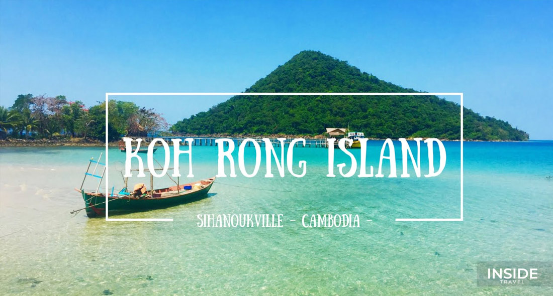 Beach Escape To Koh Rong Island