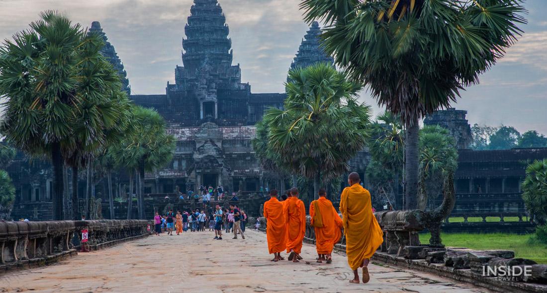 Angkor Trekking Route