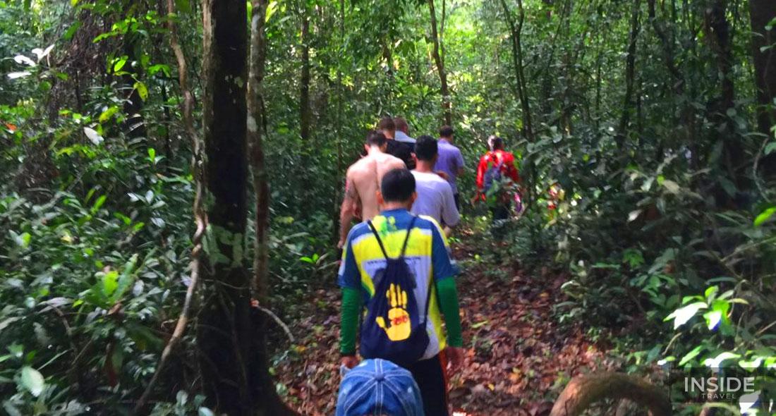 Phnom Kulen & Beng Mealea Trekking Tour