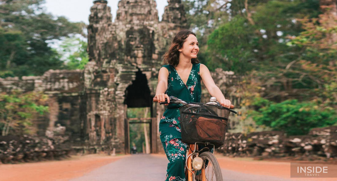 Siem Reap To Sihanoukville Biking Tour