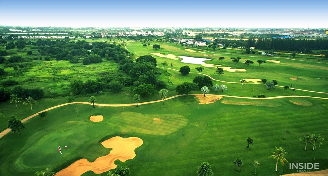 Cambodia Golf Tour 6 Days