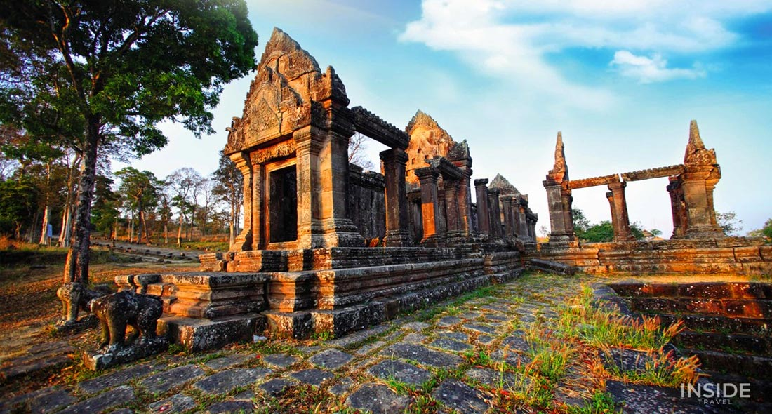 Stunning Journey To Cambodia