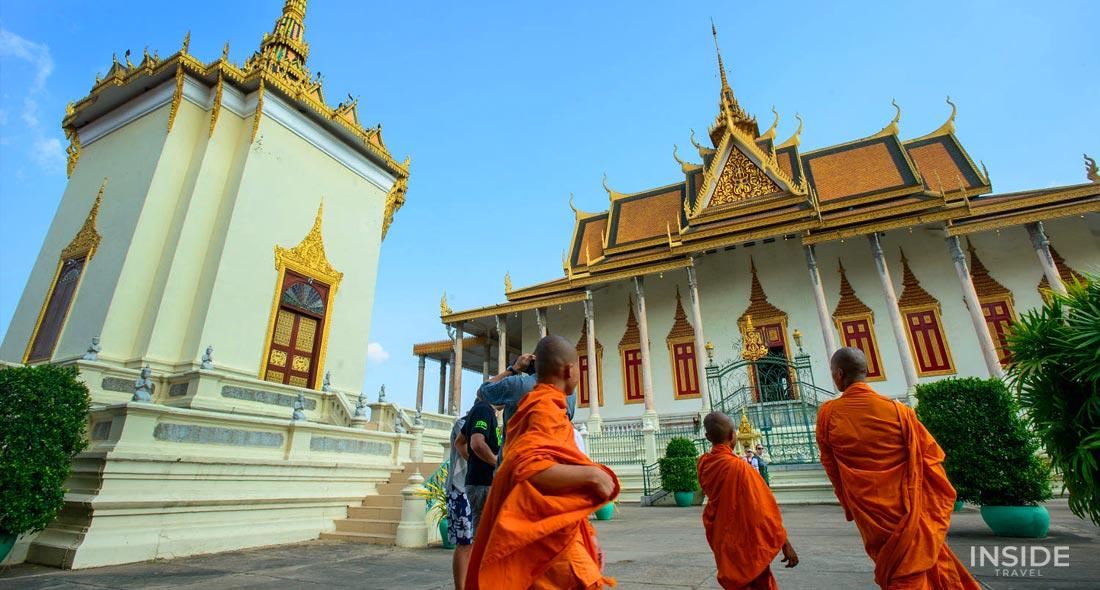 Phnom Penh & Kep Holidays