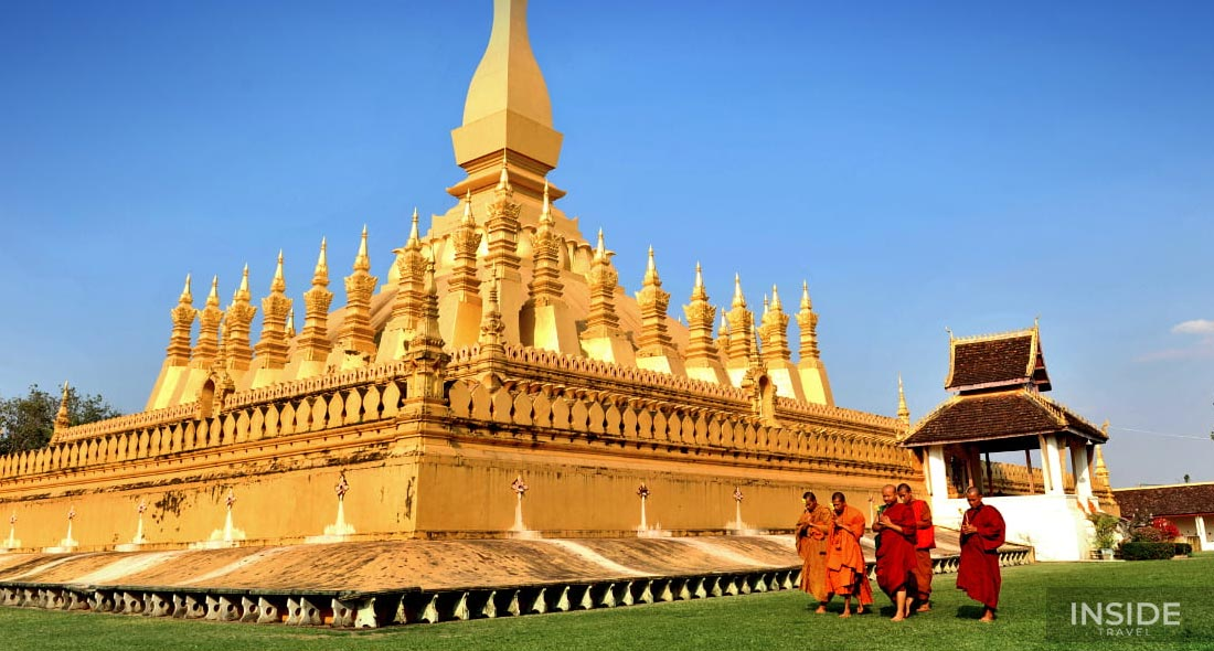Uncover the treasure of Laos