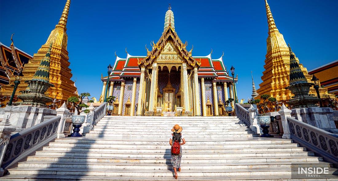 Bangkok City Temple Day Trip