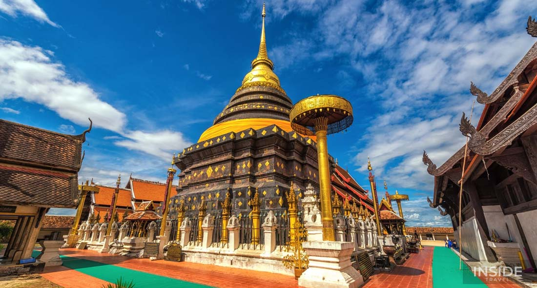 Explore Sukhothai Historical Park