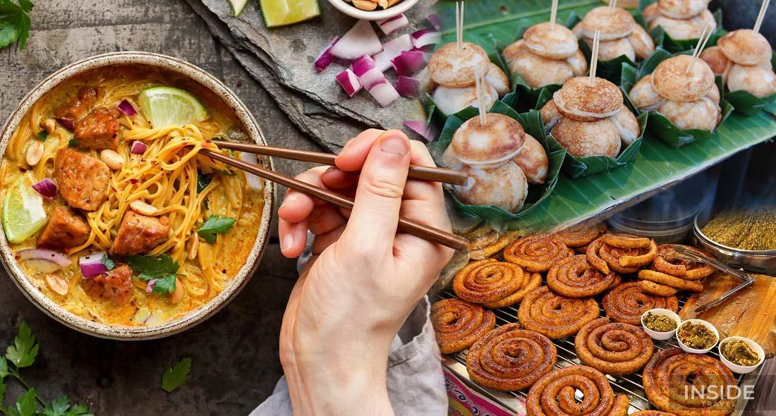 Flavor of Laos