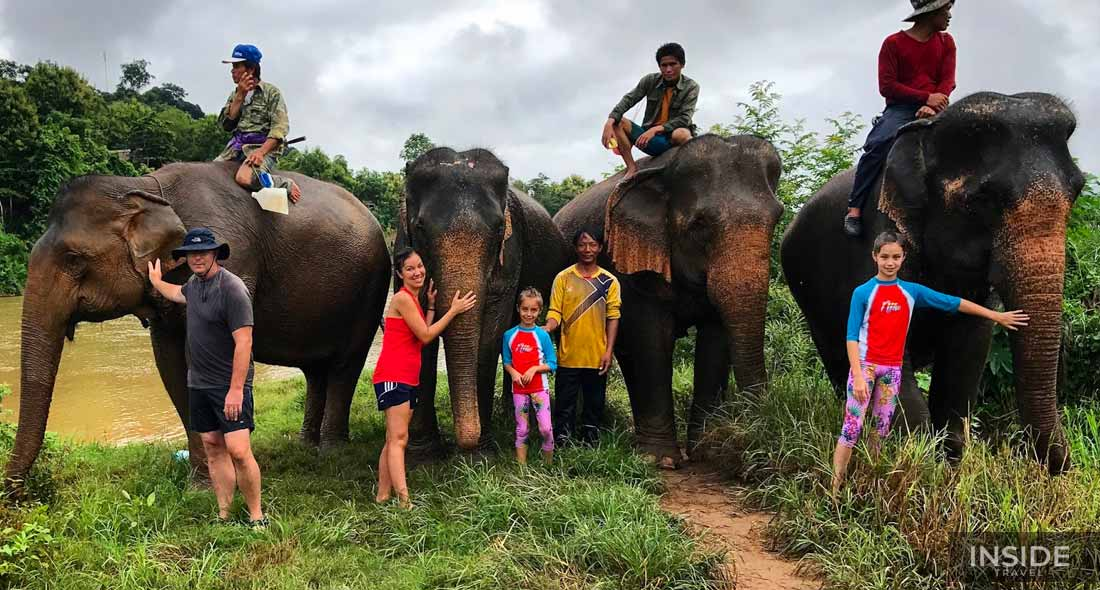 Family Holidays to Laos & Vietnam
