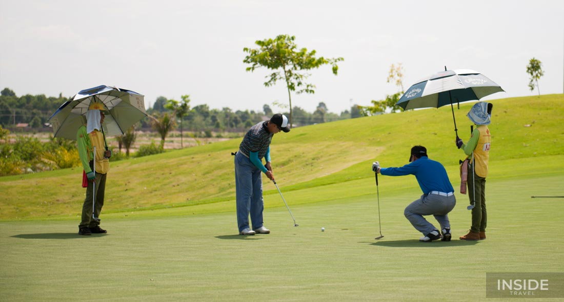 Golf Tour in Vientiane