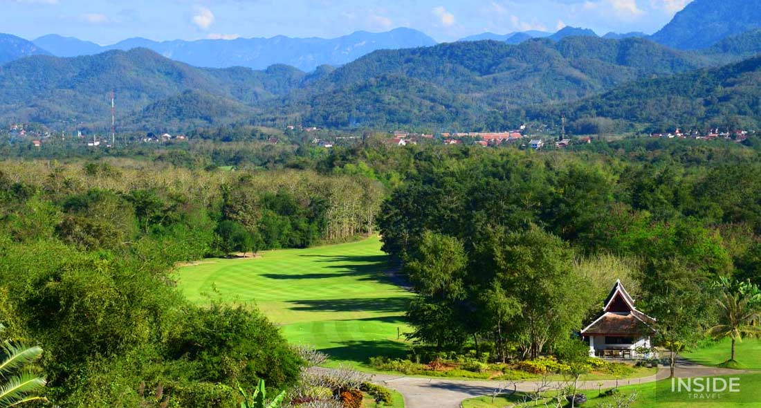 Laos Golf Tour
