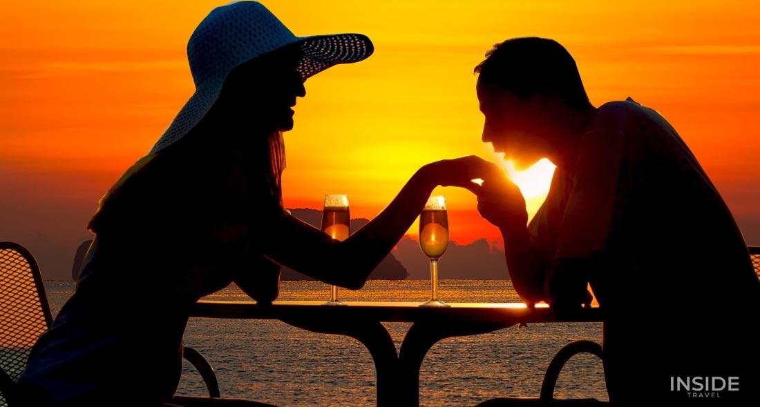 Sweet Honeymoon in Thailand