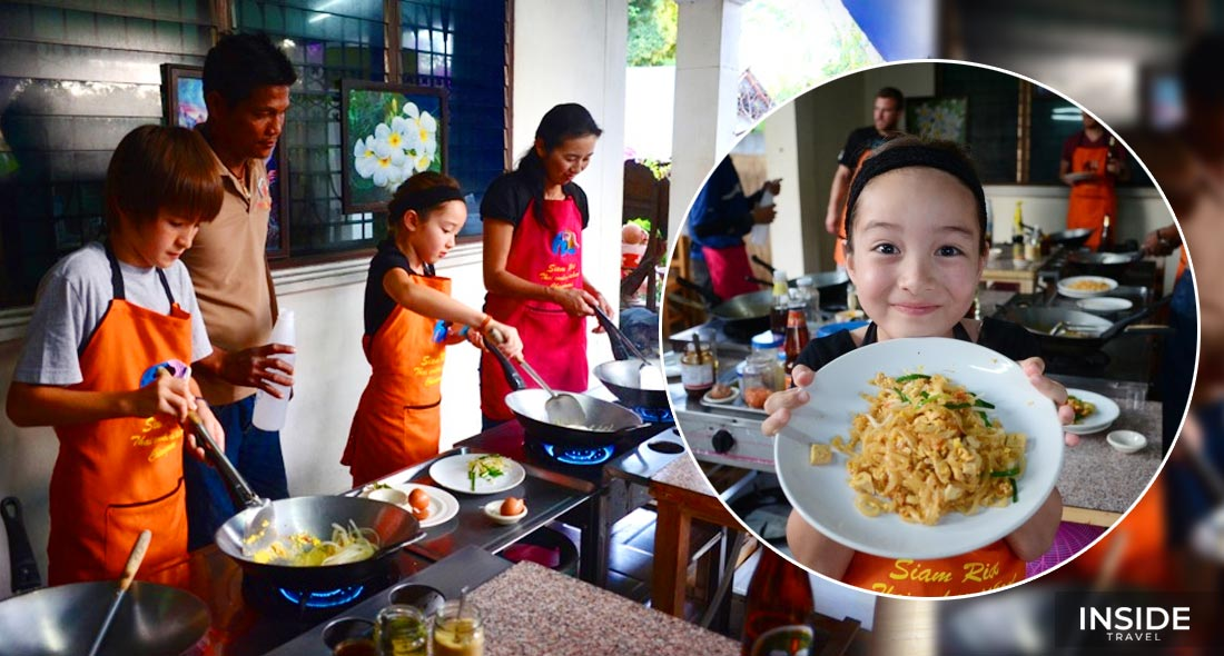 Thailand Family Travel With Kids