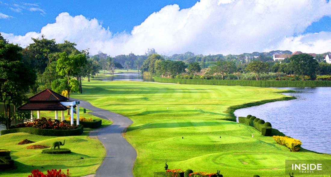 Bangkok City Golf Break