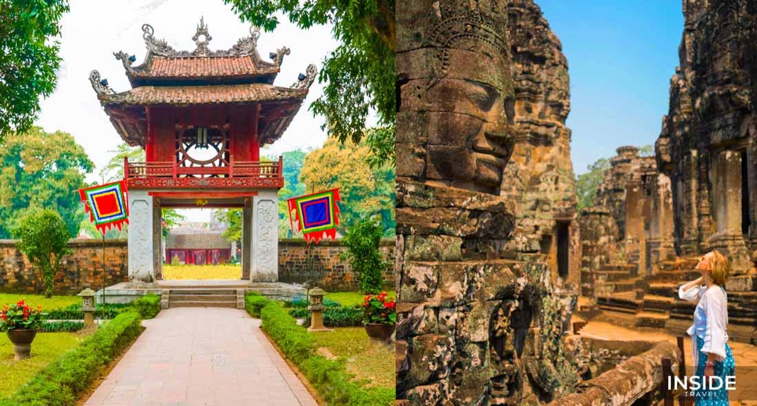 Mesmerizing Thailand, Cambodia & Vietnam Vacation