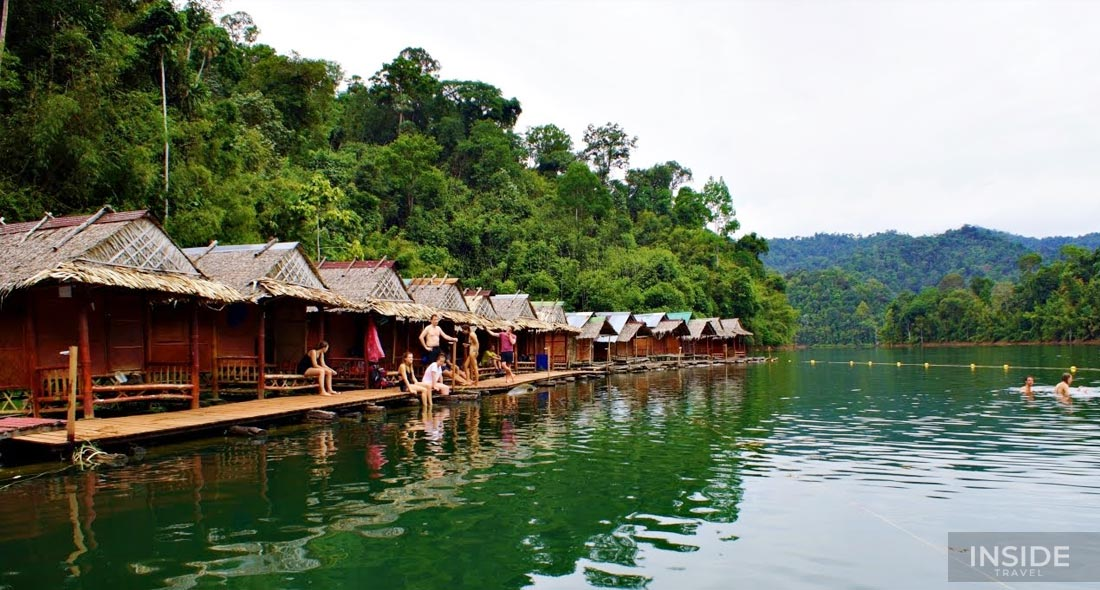 Discover the Hidden Treasures of Khao Sok & Chiew Lan Lake