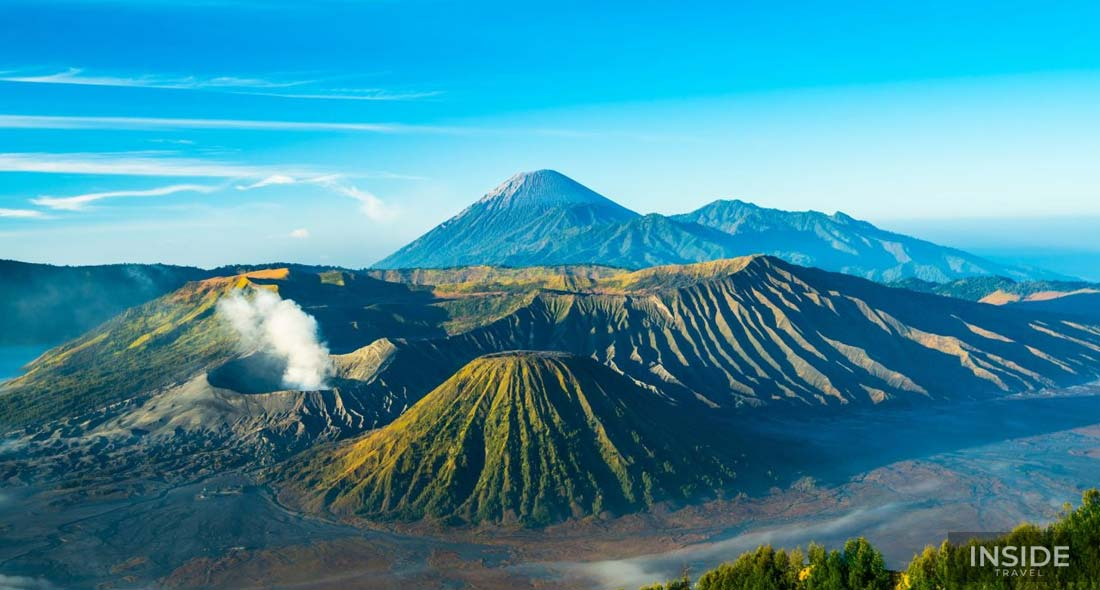 Impressive East Java from Bali