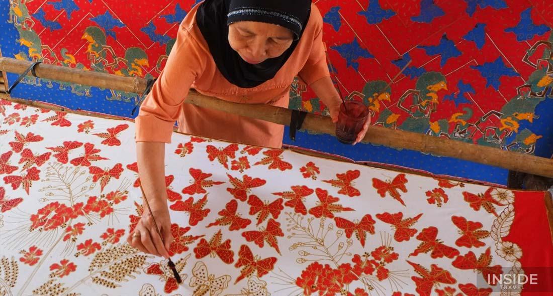 Batik Javanese Experience