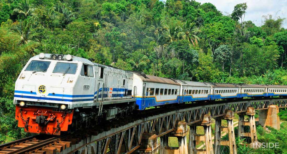 Great Java Railway Journey