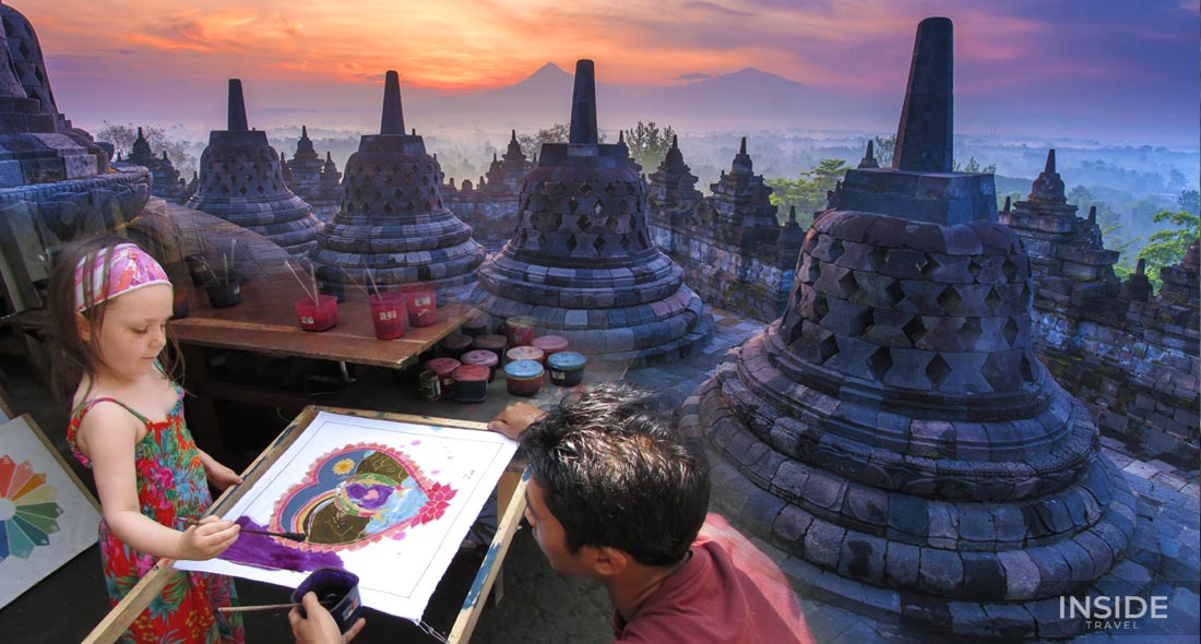 Java Art and Culture