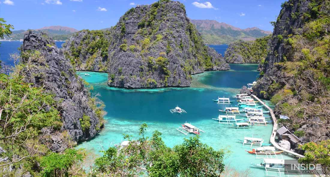 Relaxing Holiday in Philippines