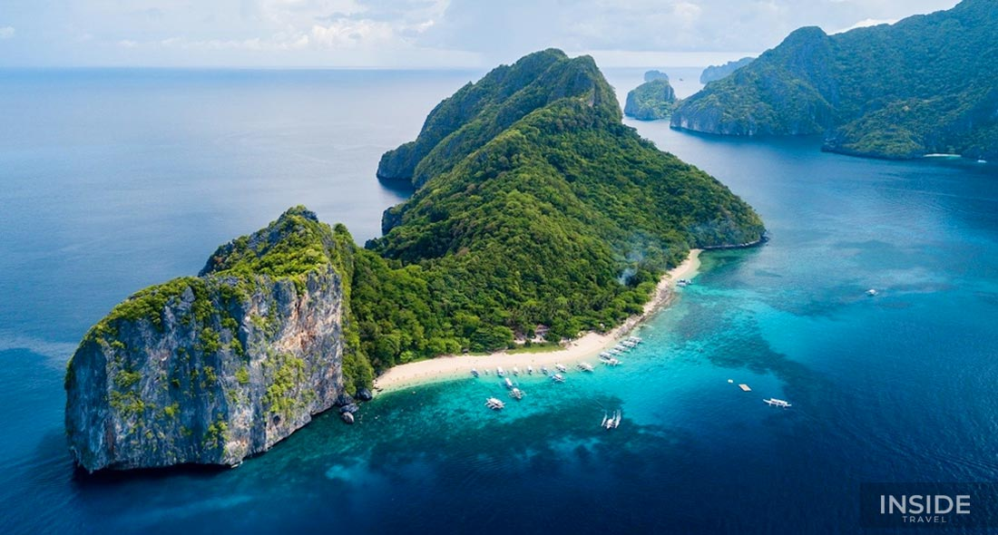 Philippines Idyllic Beach Holiday