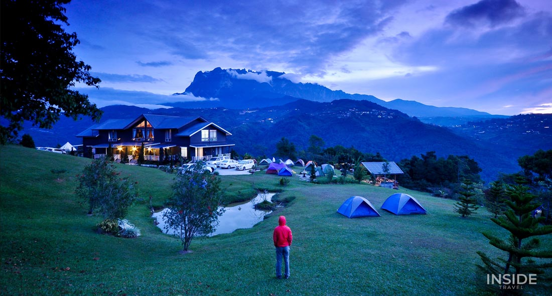 Kinabalu Park Camping Package