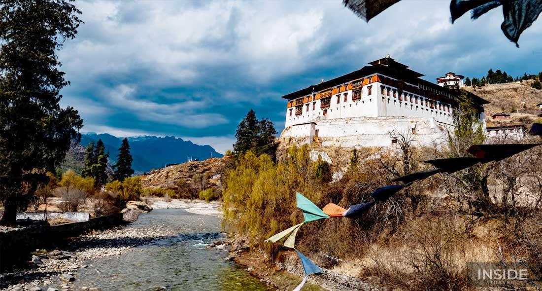 Explore Beautiful Bhutan