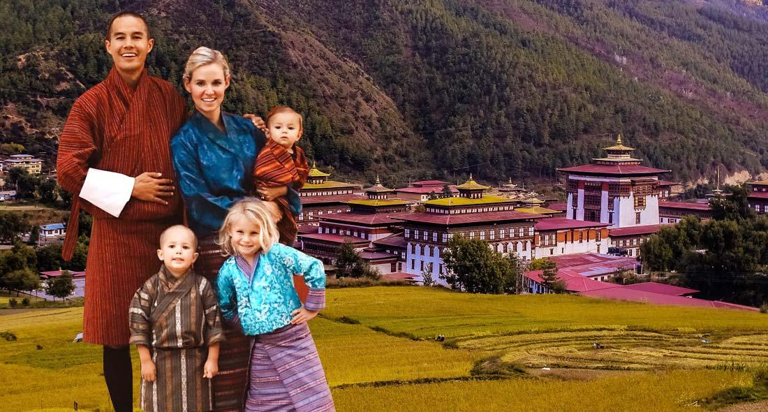 Memorable Bhutan Family Tour