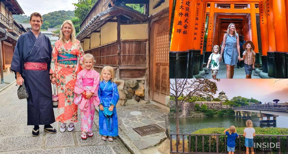 Japan Family Adventure