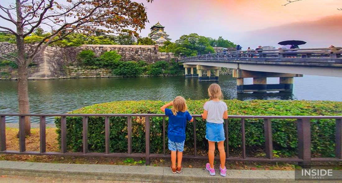 Hassle-free Family Tour in Japan