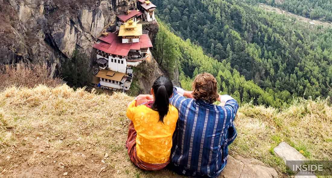 Active Honeymoon Trip in Bhutan