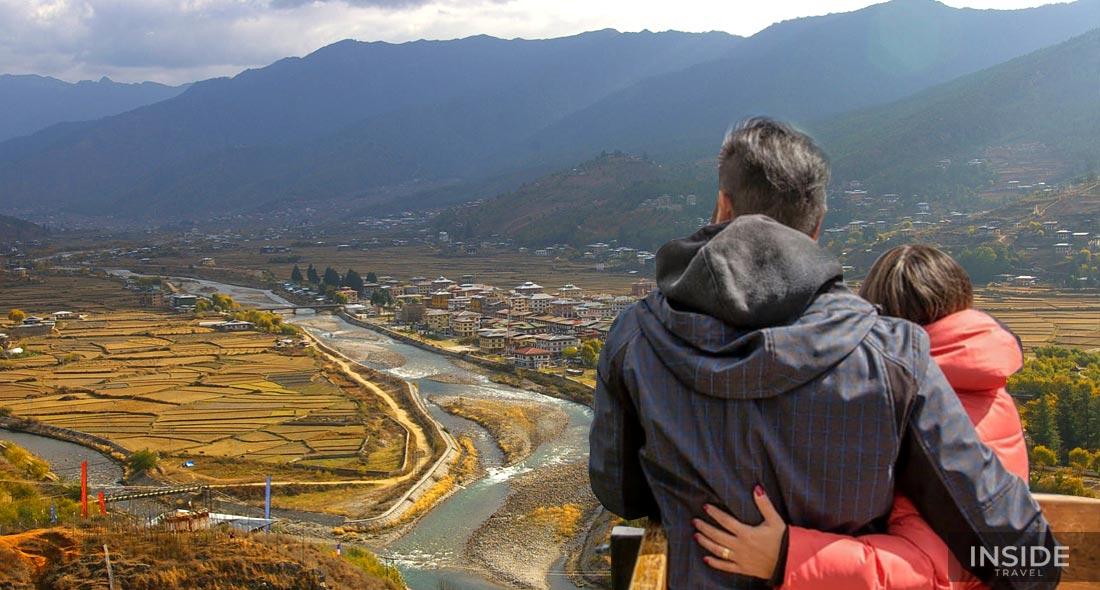 Impressive Honeymoon Holiday in Bhutan