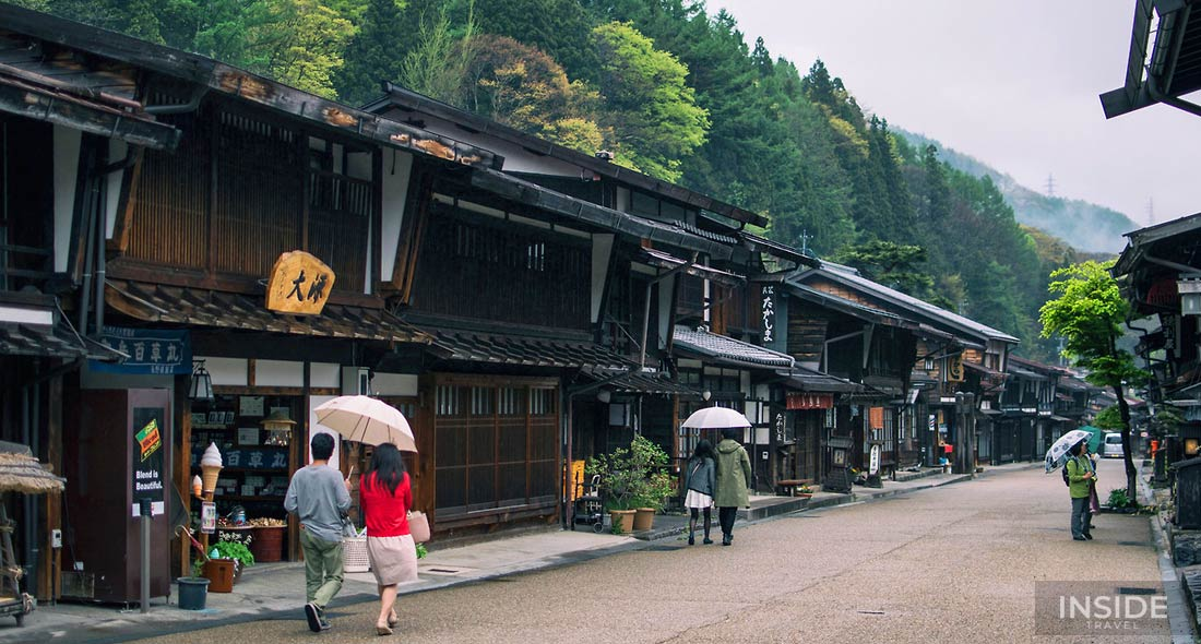 Ancient Trails to Heart of Japan
