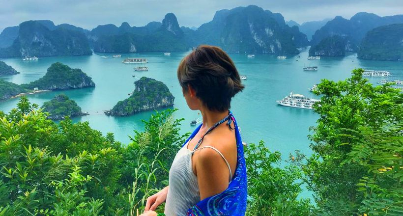 Luxury Ha Long Bay one day tour