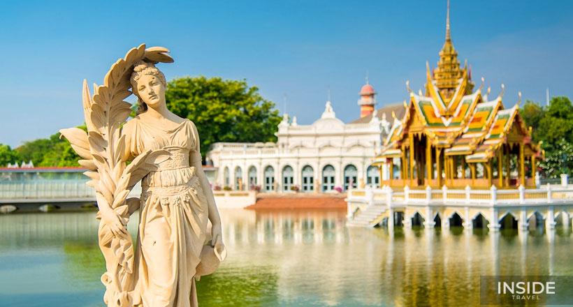 Central Thailand Short Trip