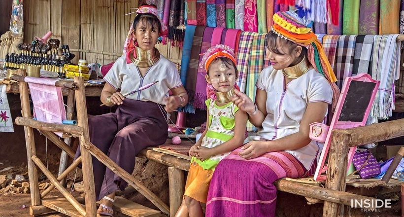 Full day Chiang Rai Golden Triangle & Long Neck Tribes Tour
