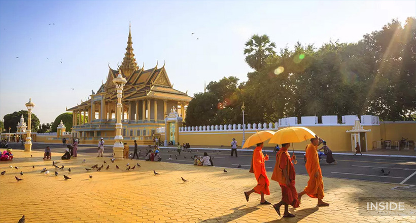 Explore A Glorious Cambodia By Bike