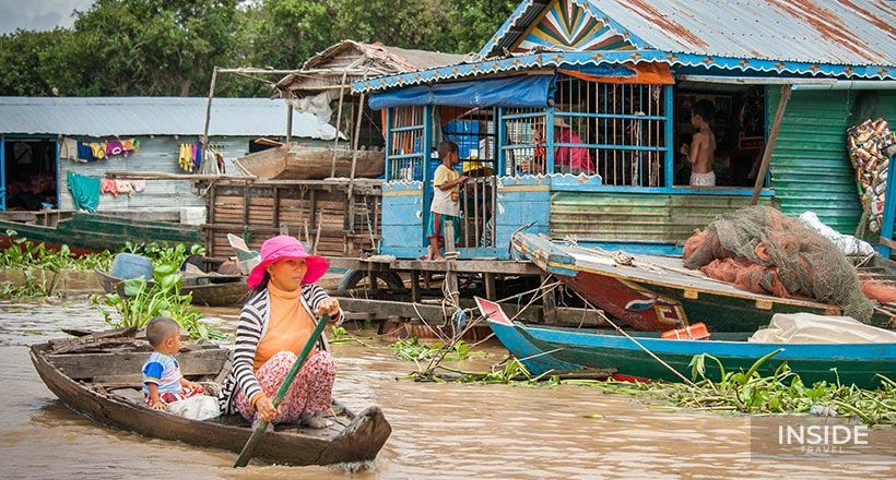 Kompong Khleang Floating Village Excursion