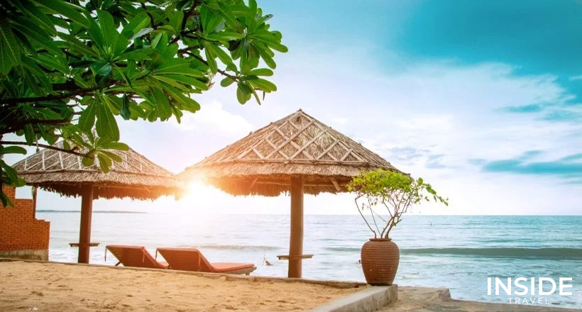 Vietnam relaxing circuit with Mui Ne beach break