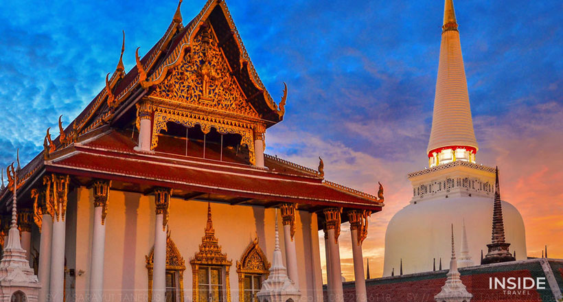Beauty of Central Thailand 5 Day Tour