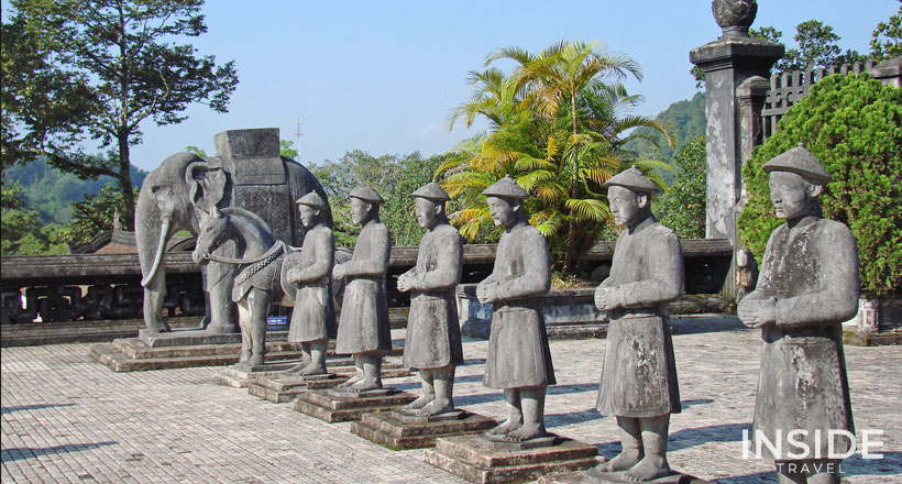 Hue city full day private tour