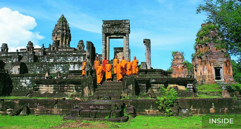 Angkor Golf Tour 4 Days
