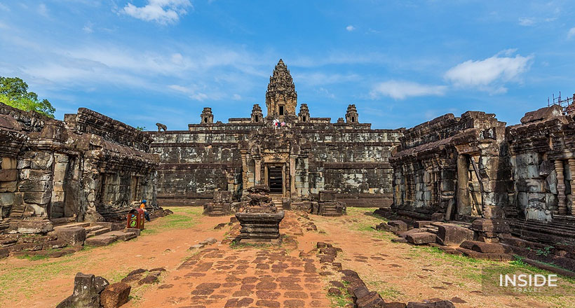 Angkor Outlying Temples Discovery
