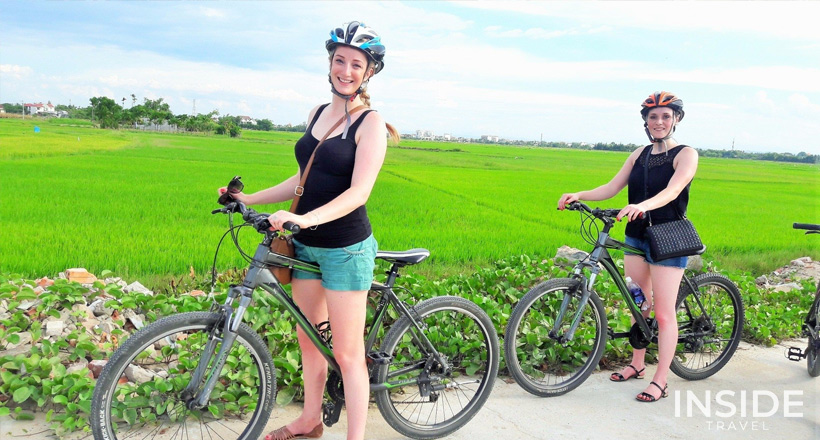 Hoi an countryside cycling tour