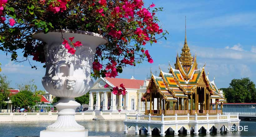 5 days 4 nights: Kanchanaburi - Bangkok - Ayutthaya
