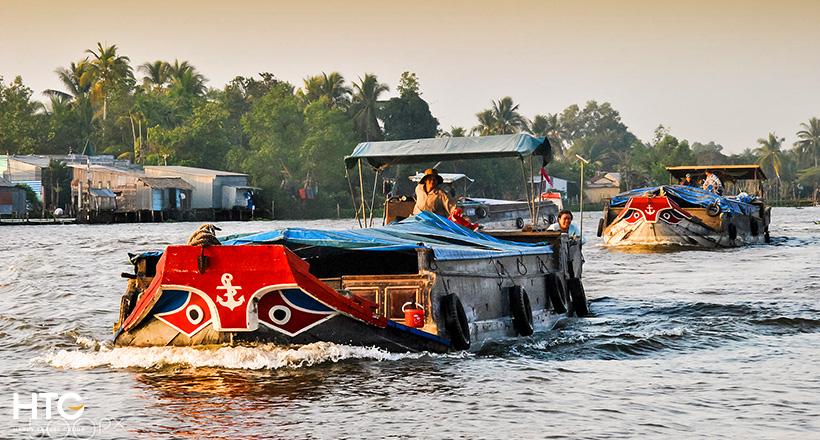 Friendly Mekong Delta Group Tour
