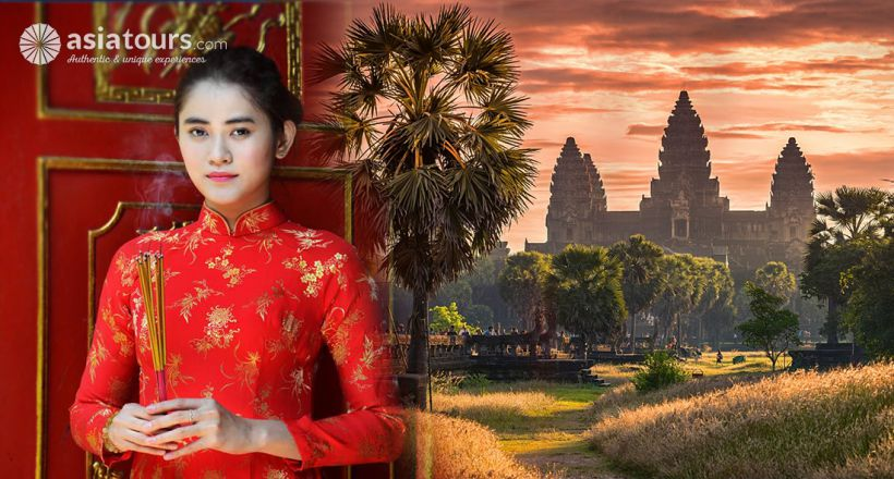 Discover marvel of Vietnam and Cambodia