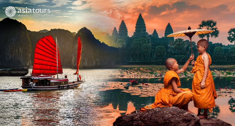 Discover the gems of Southeast Asia