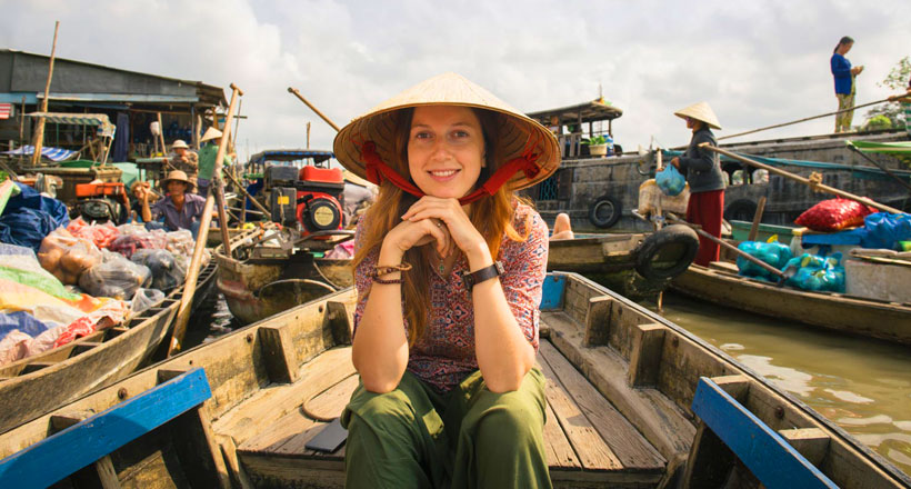 From Mekong Delta to Angkor wat with Luxury River Cruise