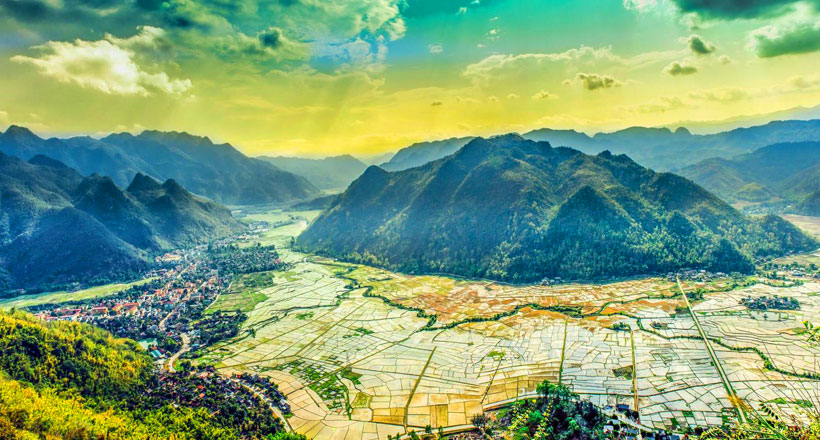 Discover the authentic Mai Chau & Pu Luong